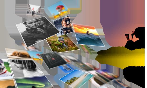 Mosaic Photo Reveal - 1